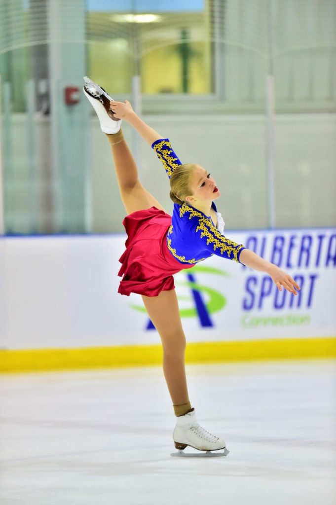 patin arabesque